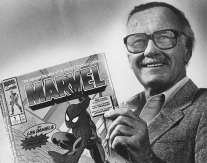 История Marvel